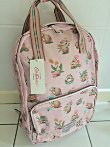 Cath kidston large Multi Pocket Backpack Hedgehogs New with Tags