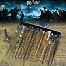 Magic Wand Hermione Narcissa Malfoy Bella Voldemort Luna Wizard Harry Potter Set