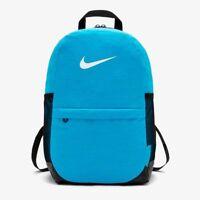 Nike BRASILIA JUNIOR Kids' Backpack - Equator Blue