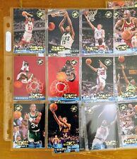 Michael Jordan 1995-96 TSC Stadium Club Basketball Series 1 Set No #9 Vlade D.