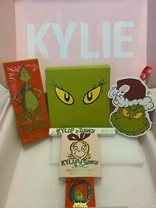 Kylie Jenner X The Grinch Makeup Kit Favorite Bundle