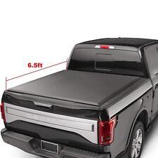 For 2002-2018 Dodge Ram 1500/2500/3500 6.5ft Bed Hard Tri-Fold Tonneau Cover