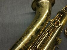 Saxophone Tenor Yanagisawa T-50  with Video