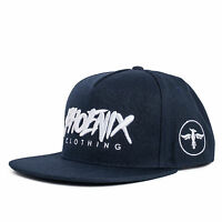 Phoenix Naval Snapback Cap - Navy Blau Fashion Hat Kappe Mütze New Baseball Men