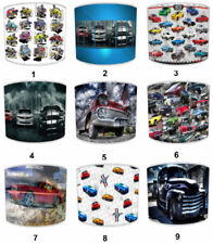 Articles de maison en plastique voitures pour le monde de l'enfant pour chambre