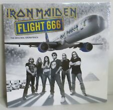 Iron Maiden Flight 666 LP Vinyl Record new 2017 reissue European press