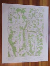 Colden New York 1957 Original Vintage Usgs Topo Map