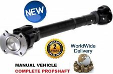 FOR LAND ROVER DISCOVERY 2 2.5DT TD5 4.0 V8 11/1998-2004 NEW PROPSHAFT COMPLETE