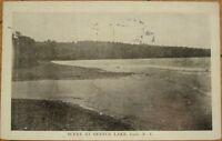 1926 NY Postcard: Scene at Seneca Lake - Lodi, New York
