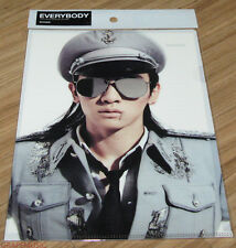 SHINee EVERYBODY KEY SM POP UP STORE OFFICIAL GOODS L-HOLDER CLEAR FILE NEW