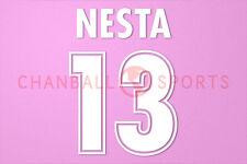 Nesta #13 1998-2002 Lazio awaykit Nameset Printing