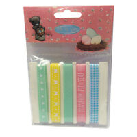 Pack 5 metres Me To You Easter Day/birthday Printed Ribbons for cards