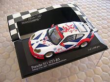 PORSCHE 911 GT3 RS SCOTLAND 2003 MINICHAMPS LIMITED EDITION 1/43rd SEBRING NIB