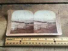 Stereograph Cards Keystone Russian Army Antique Military