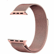 Magnetic Barband iWatch Strap for Apple Watch 3,4 38MM RoseGold