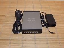 Cisco RV042G Dual Gigabit WAN VPN IP Security (IPsec) Router