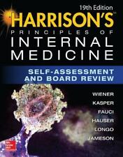 HARRISON'S PRINCIPLES OF INTERNAL MEDICINE SELF-ASSESSMENT AND BOARD REVIEW - WI