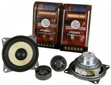 DLS Ultimate UP4 - 2-way component 4 inches speakers for BMW cars