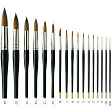 Pro Arte Prolene Brushes - Round - Series 101 - Artists Watercolour Single Brush