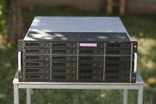 JBOD RAID Machine 24-bay Enclosure w/ 24x 4TB Drives 96TB Total Hitachi Drives