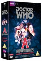 Neuf Doctor Who - As Aventures DVD