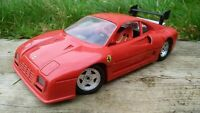 REVELL JOUEF EVOLUTION 1:18 1987 FERRARI 288 GTO EVOLUTION MODEL CAR TOY
