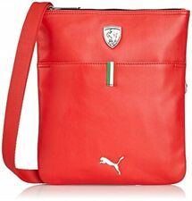 Puma Ferrari Unisex LS Magazine Bag 072672 02 Rosso Corsa