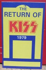 Kiss Backstage Pass for sale | eBay
