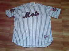 Used rare vintage authentic New York Mets Rawlings baseball Jersey size 52