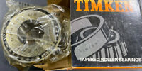 Timken 02473 Tapered Roller Bearing  Brand New and Free Shipping