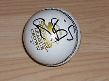 GEORGE BAILEY AUSTRALIA AUTOGRAPH  HAND SIGNED CRICKET BALL