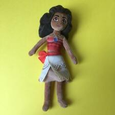 "Disney Princess Posh Paws Moana Mini Plush Soft Toy Doll 8"""