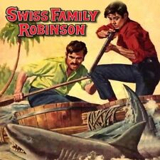 Swiss Family Robinson - Johann Wyss - Unabridged - MP3 - Download