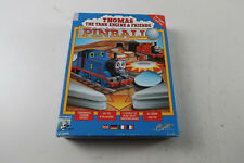 Big Box PC Thomas The Tank Engine & Friends Pinball A AS Game tested & working