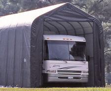 15x44x16 ShelterLogic MotorHome/RV Portable Garage Shelter Carport Cover Kit