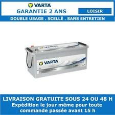 Varta LFD140 Calcium Scellé Bateau, Caravane Batterie 12V 140AH