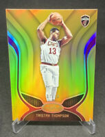 2019 Tristan Thompson Certified Gold 7/10 Cleveland Cavaliers