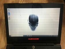 "Alienware m11x R3 i7-2617m 8gb Ram 500GB Win10 Gaming Laptop PC 11"" GT 540M"