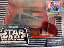 Star Wars Micro Machines Action Fleet TIE Interceptor