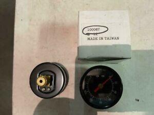 """IR 100067 1/4"""" Air Regulator Gauge 0-160 psi"""