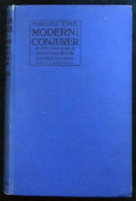 C. Lang Neil's The Modern Conjurer :: 1922