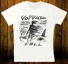 VOIVOD FALL ENTOMBED METAL THRASH RETRO GIldan T Shirt S-4XL DF547