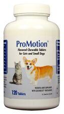 PROMOTION à mâcher tablettes pour chats & petit chien (120 compte)