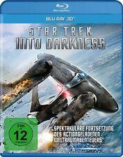 STAR TREK: INTO DARKNESS (CHRIS PINE,CUMBERBATCH,...) 3D BLU-RAY NEU