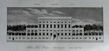 ITALIA:GENOVA, PROSPETTO PALAZZO TURSI DORIA.LIGURIA.LEMAITRE.ITALIA.Artaud.1835