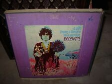 DONOVAN a gift from a flower to a garden ( rock ) box - some INSERTS -