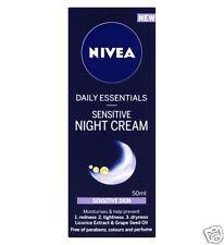 3 x Nivea Daily Essentials Sensible Crème De Nuit 50ml