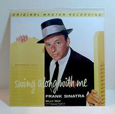 FRANK SINATRA Swing Along With Me 180-gram VINYL LP Mobile Fidelity Swings 2011
