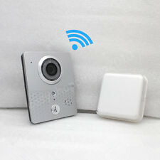 2.4G Wifi601 Visual Intercom Doorbell For Android And IOS Remote Control Alarm