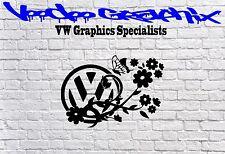 "Volkswagen 17"" VW Stickers Transporter T6 T5 T4 Campervan Bonnet Decal Vdub"